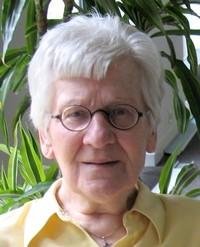 Zuster Mariëtta Noordermeer
