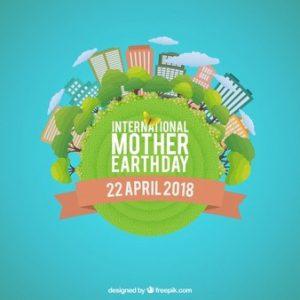 22 april, Internationale dag van Moeder Aarde