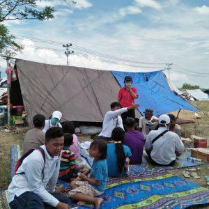 Help de mensen op Sulawesi